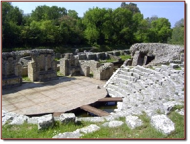 Butrint Theater