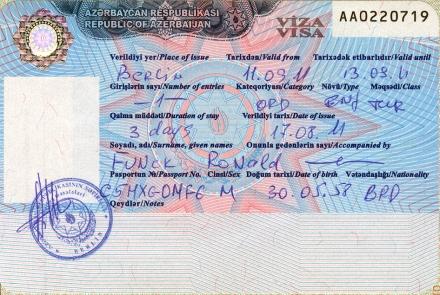 Timediver Aserbaidschan Indexseite