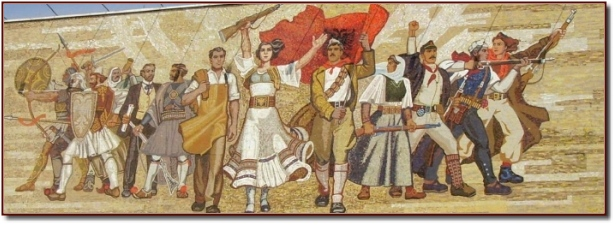 Timediver Albanien Illyrer Albaner